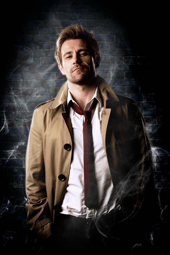 First Look: Constantine SDCC Sneak Peek!