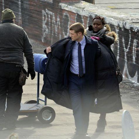 Get a Look at Gotham – New SetPics