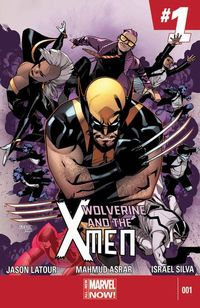 Wolverine and The X-Men Issue #1