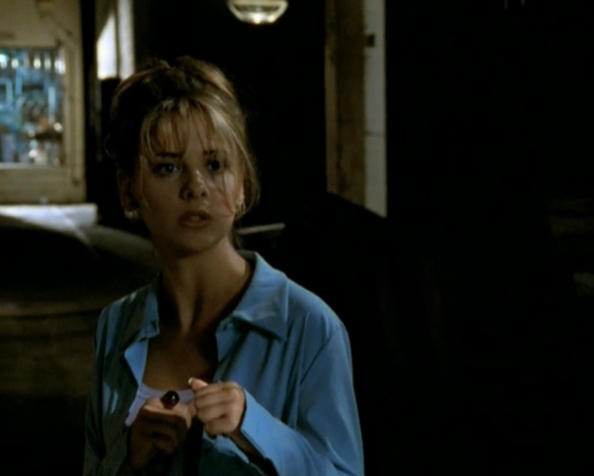 "The Buffy Rewatch Project: Episode 1 ""Welcome to the Hellmouth"""