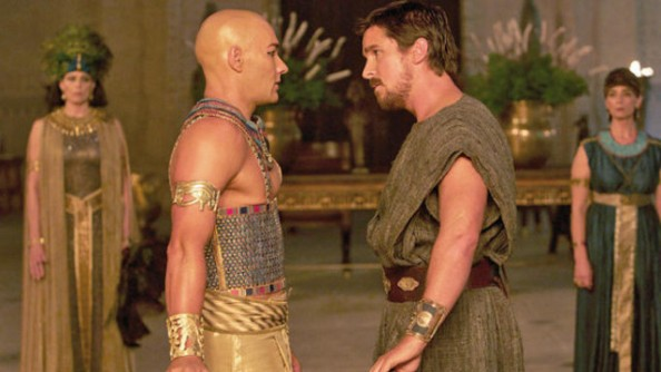 First Look: Exodus: Gods and Kings