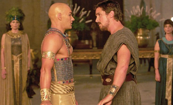 First Look: Exodus: Gods andKings