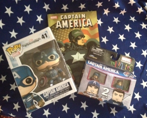 It's All Geek To Me Radio's All American Giveaway