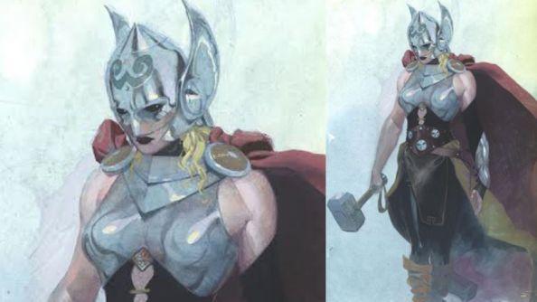 A Female Thor?