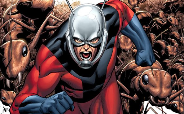 First Looks: Paul Rudd in Marvel's Ant-Man