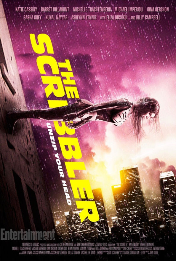 First Look: The Scribbler Trailer