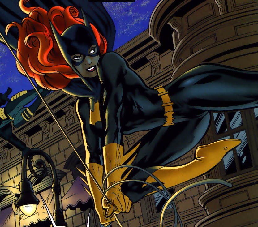 Fave Five Fridays: Female Comic Book Characters Edition