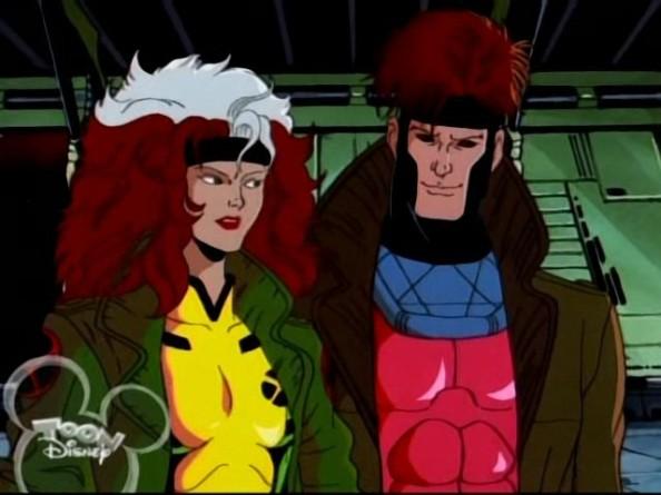 X-Men TAS 306 Phoenix Saga 4 Starjammers [dummy] 029