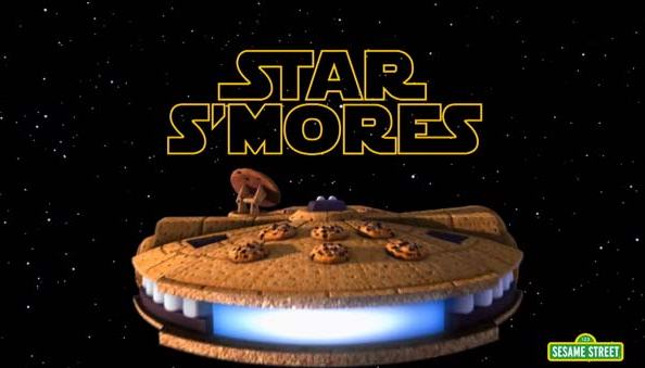 Star S'mores – A Star Wars Parody