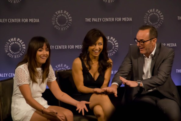 Marvel's Agents of S.H.I.E.L.D. At Paley Fest NYC 2014