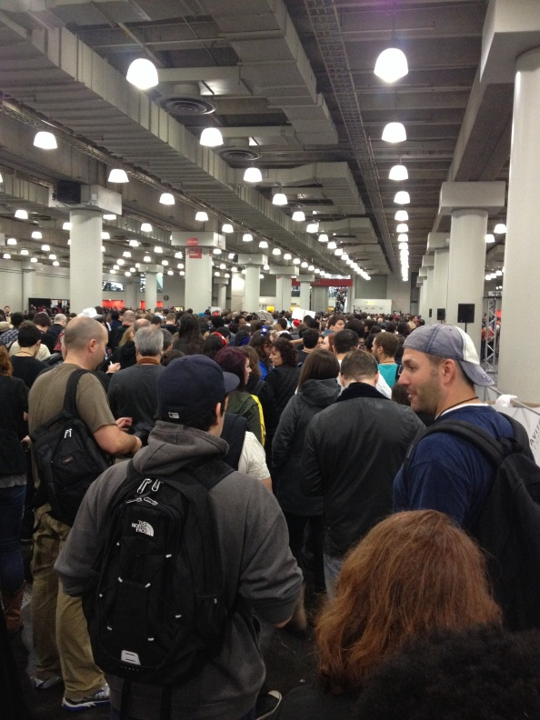 Episode 57: NYCC 2014 Wrap Up!