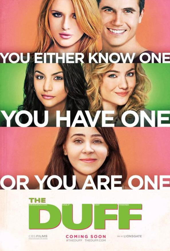 First Looks: First Official Trailer for TheDuff