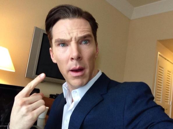 Presenting Benedict CumberbatchAs….