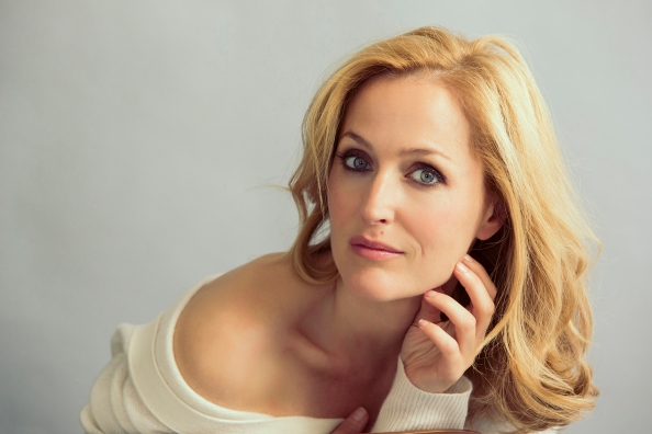 25 Things we didn't know about Gillian Anderson …