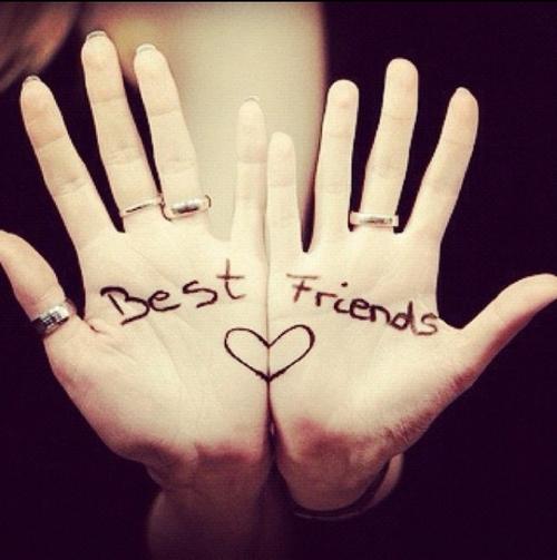 Fave Five Fridays: FriendsForever….