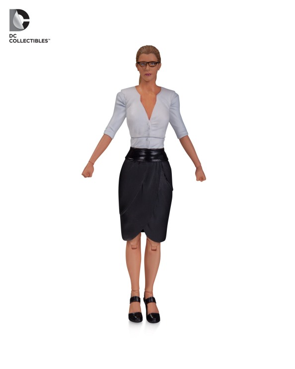 Felicity Smoak Action Figure (Finally!): On Shelves Soon