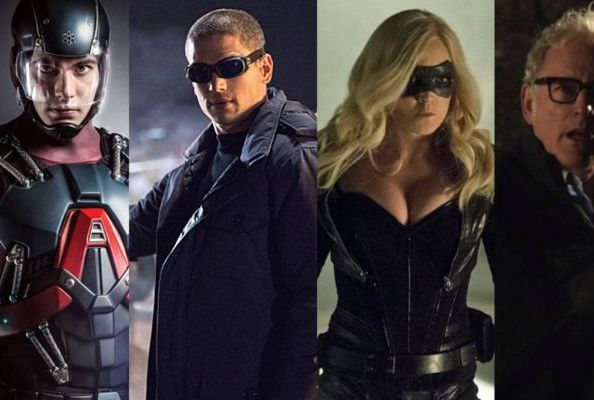 Flash/Arrow Spinoff in Development: Who will be doing the butt kicking?