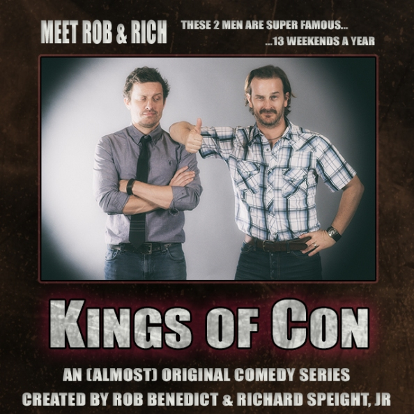 Kings of Con – Just Take My Money