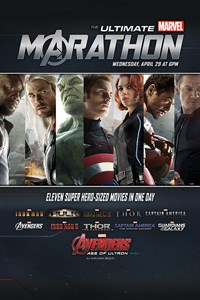 The ULTIMATE Marvel Movie Marathon