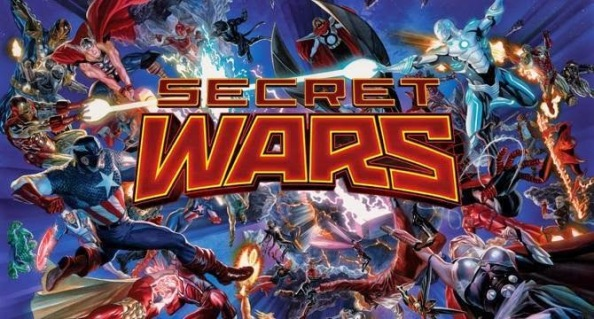 MARVEL to end 33 titles with 'Secret Wars' event this summer