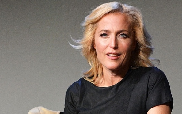 Gillian Anderson to pen new book titled 'WE' – A women's self-help guide