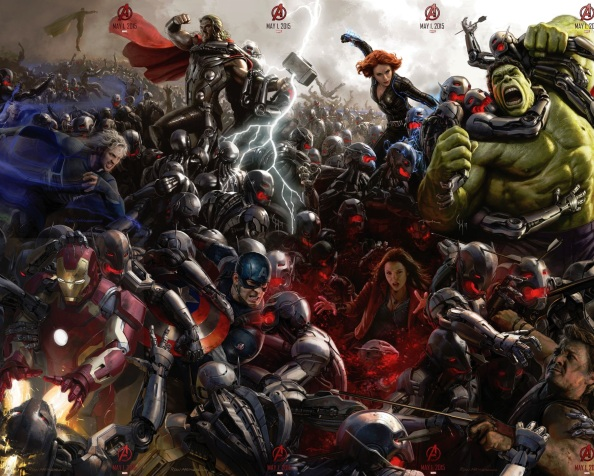 Episode 80: Podcasters Assemble! Age Of Ultron!