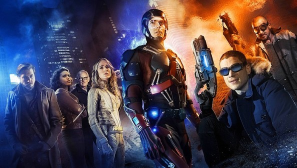 First Looks: DC's Legends of Tomorrow Trailer
