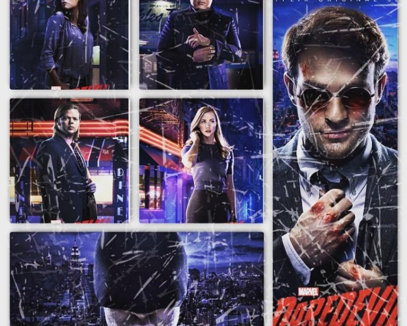 Episode 84: Talking Tv: Daredevil with KeenanJolliff