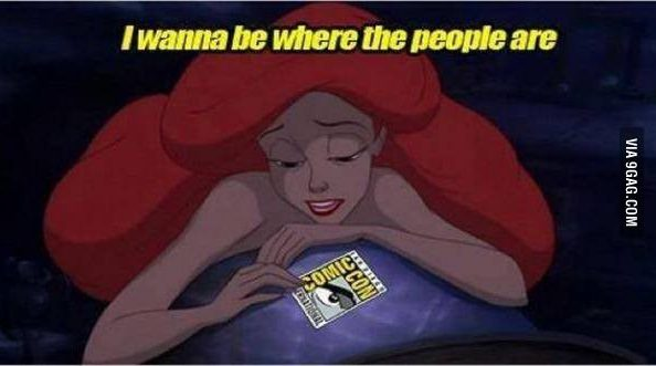 A Geek's Guide to Surviving Not Being at SDCC 2015…