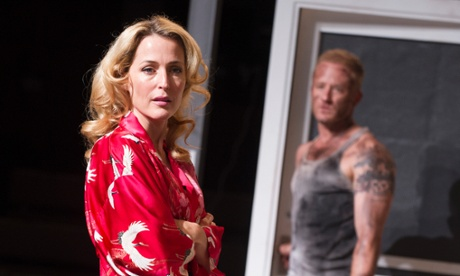 Young Vic 'Streetcar Named Desire' with Gillian Anderson and Ben Foster coming stateside