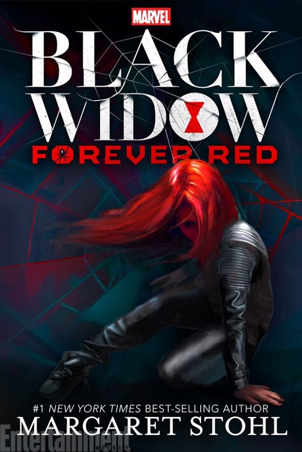'Black Widow: Forever Red' The YA novel every girl needs.