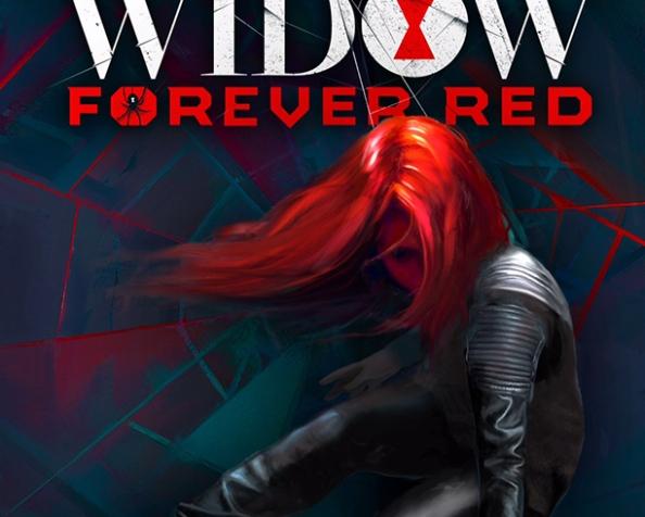 'Black Widow: Forever Red' The YA novel every girlneeds.