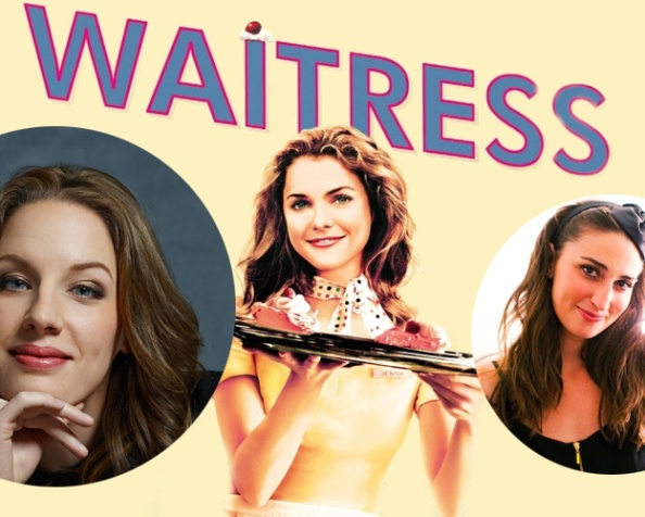Waitress: The Musical – Sara Bareilles shows us what she can do