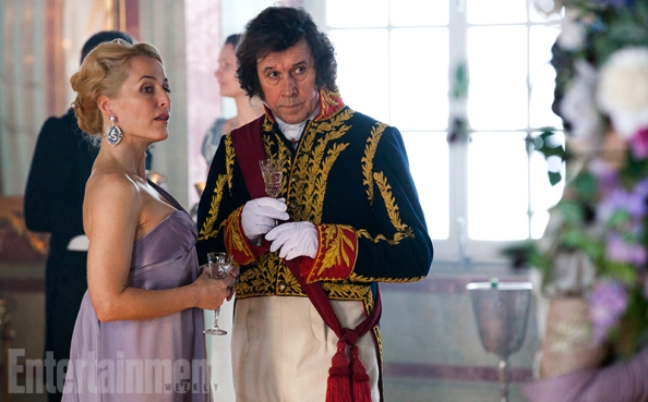 War and Peace first look