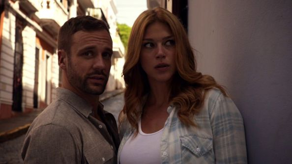 New Marvel Pilot for ABC to star Adrianne Palicki and NickBlood