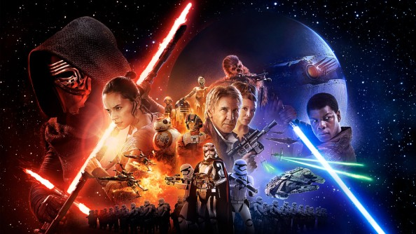 New Trailer and Poster for Star Wars: The ForceAwakens