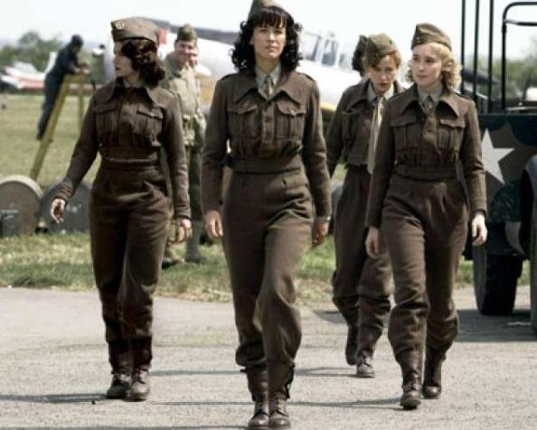 Carter Commendation – 'Female Agents': The French WWII film on Netflix that you need to watch