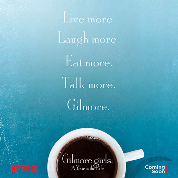 First Looks: Gilmore Girls Trailer