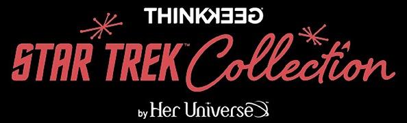 Think Geek Star Trek Collection by HerUniverse