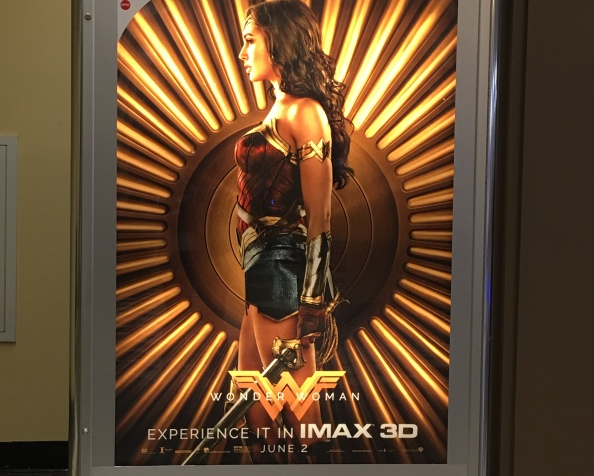 Wonder Woman: All the World WAS Waiting for You…