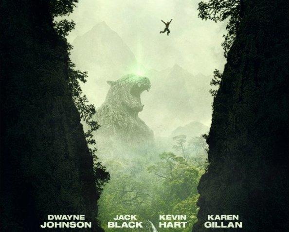 First Looks: Jumanji: Welcome to the JungleTrailer