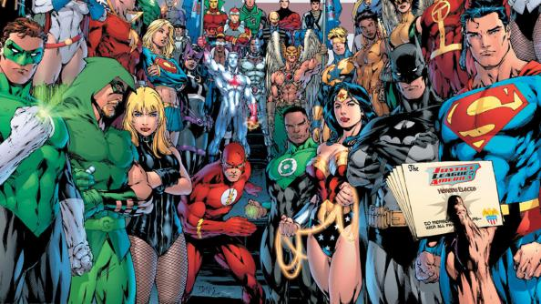 Wednesday's DC Comics Releases July 26th, 2017
