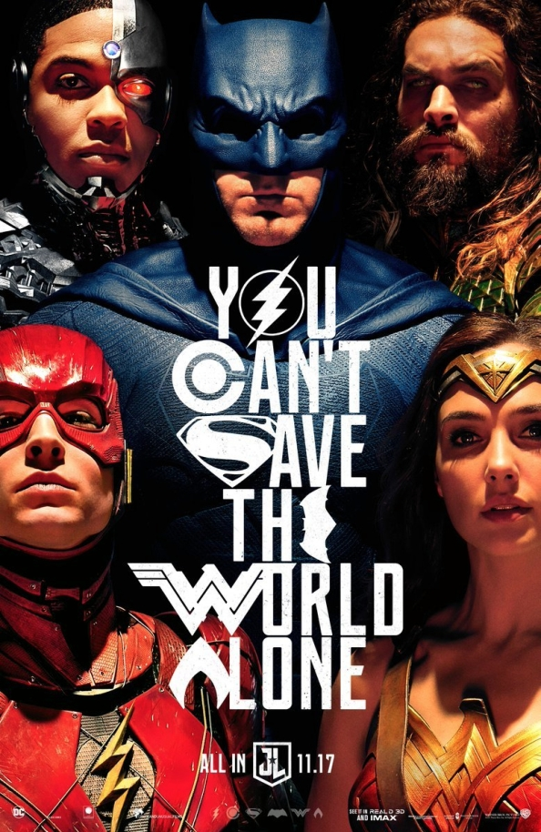 First Looks: Justice League Trailer