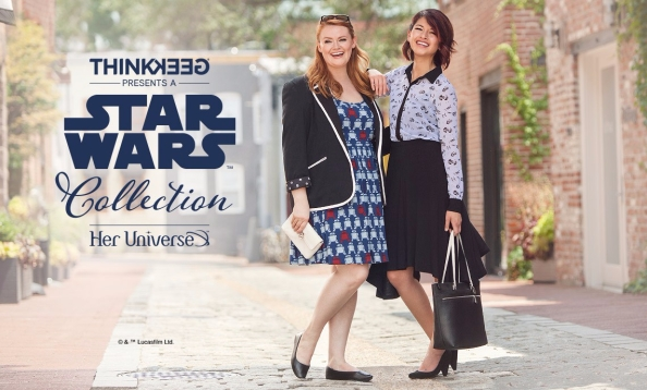 ThinkGeek/Her Universe Star Wars Business Collection