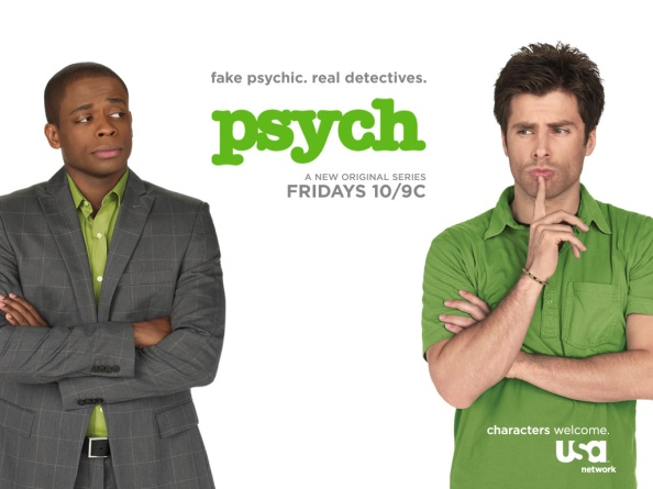 The Psych Rewatch: Top 5 Episodes of Season Two