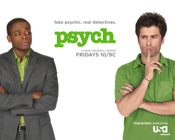 The Psych Rewatch: Top 5 Episodes of Season One