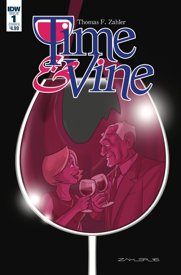 Comics Corner: Time & Vine Issue #1